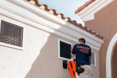 Residential Security Screen Installation Services of Las Vegas, Nevada