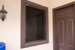After Guarda Security Screen Installation